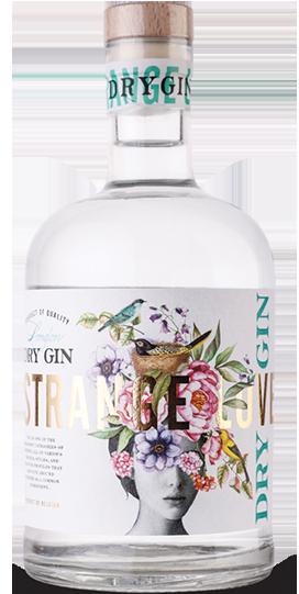 Strange Luve Dry Gin